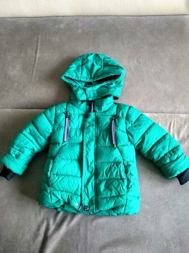 Куртка почти новая вживую  цвет ярче на 2-3 года в Бишкек