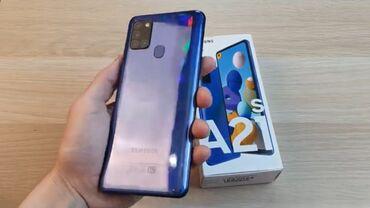 Samsung Galaxy A21s В идеальном состоянии Полный комплект Есть чек Без