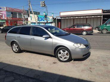 автобазар ниссан в Кыргызстан: Nissan Primera 1.8 л. 2004 | 155000 км