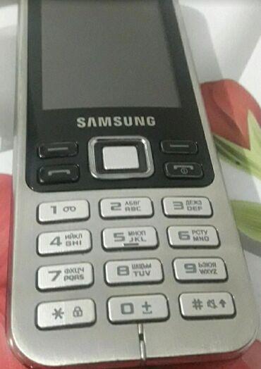 Samsung | Серебристый | Новый | Кнопочный, Две SIM карты