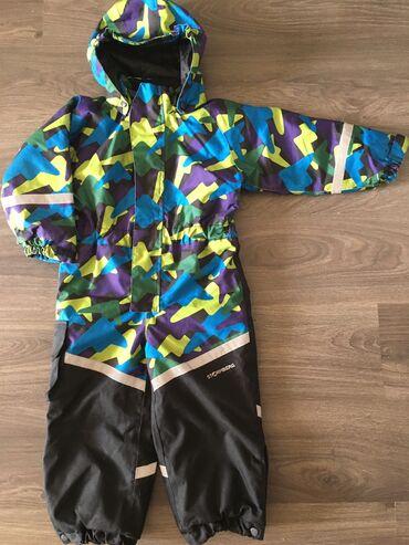 Детская одежда и обувь - Азербайджан: Зимний комбинезон Stormberg размер 3,5-4,5 года состояние хорошее но