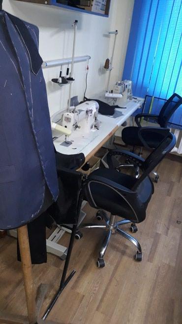 выкройки мужской одежды в Кыргызстан: Швея Универсал. С опытом. Ортосайский рынок