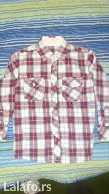 Novo.. Dve nove dečije košulje, veličina 3,kupljene u decijem - Vrnjacka Banja