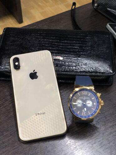 Б/У iPhone Xs 512 ГБ Розовое золото (Rose Gold)