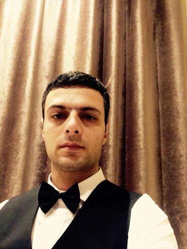 срочно ищу работу в Азербайджан: Официант. Больше 6 лет опыта