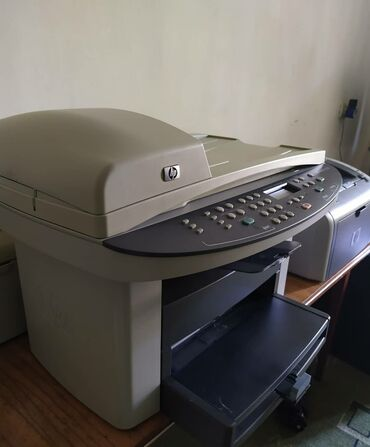 услуги 3д принтера в Кыргызстан: МФУ НР laser jet 3030, состояние отличное, печатает чисто