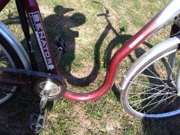 Bicikla velika za visoke dame, kao novapar puta vozena,meni - Sombor