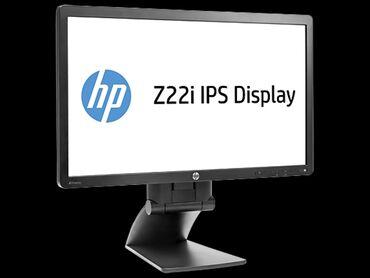Monitorlar Azərbaycanda: HP z22i İPS LED Full HDGirişlər - VGA DVİ və Display Port HDMİ -