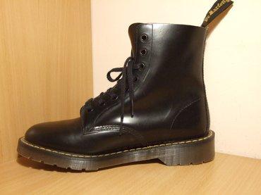 Мужские ботинки в Кыргызстан: Ботинки dr. Martens, размер 41 новые кожаные. в армейском стиле