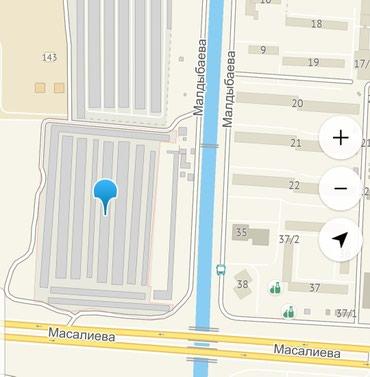 СДАМ В АРЕНДУ КРЫТУЮ СТОЯНКУ В 10 МИКРОРАЙОНЕ в Бишкек