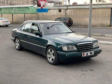 двигатель мерседес 124 2 2 бензин в Кыргызстан: Mercedes-Benz W124 2 л. 1994
