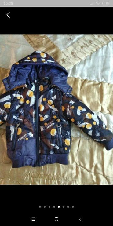 Дутый зимний костюм на 1-1,5года в хорошем состоянии в Бишкек