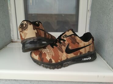 Army pantalone - Srbija: Nike Air Max Army Run Easy patike,made in Vietnam,dostupne u broju 40