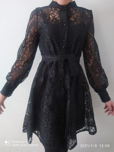 Платья - Состояние: Новый - Кок-Ой: Продается платье Турция. Надевалось 1 раз. Высокое качество