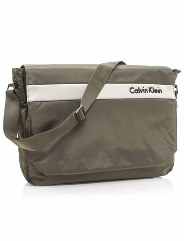 Продаю сумку-мессенджер Calvin Klein (оригинал) Цвет-хаки.Цена