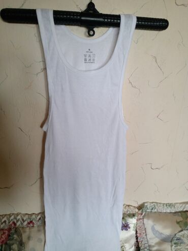 Majica muska xl - Srbija: Muska nova majica do tela. pamuk,elastin. XL strana velicina. obim