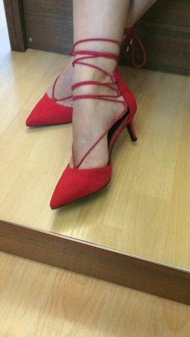 bershka размер в Кыргызстан: Туфли фирма Bershka 36 размер новые 2000сом