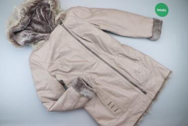 Жіноча куртка на хутряній еко підкладці   Довжина: 85 см Ширина плечей