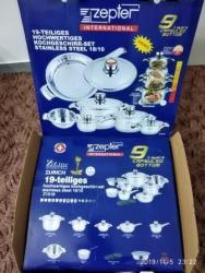цептер набор посуды в Кыргызстан: Продаю набор кухонной посуды ЦЕПТЕР-ГЕРМАНИЯ новый в упаковке19