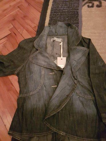 Nov sako ili jaknica - Sid
