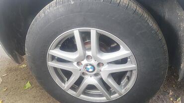 Транспорт - Беш-Кюнгей: Продаю диски +шинысостояние шин хорошое. 17 е