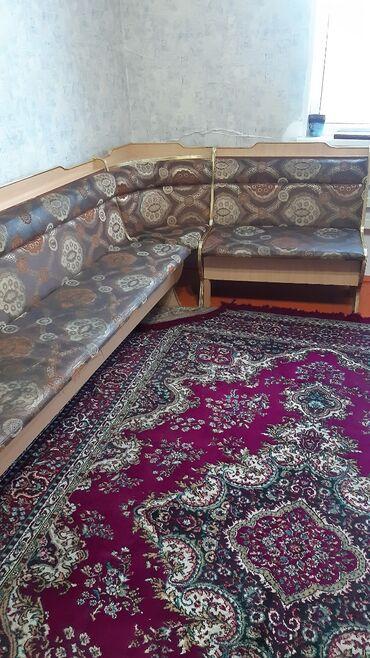 уголок для кухни в Кыргызстан: Продаётся кухонный уголок для сиденья с местами хранения б.у в