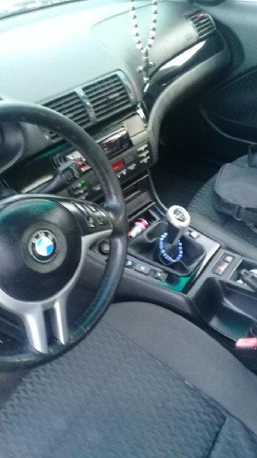 BMW 320 2 l. 2001 | 270000 km