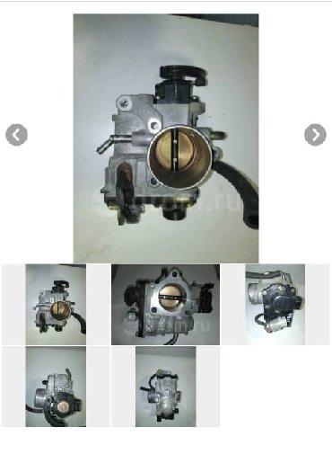 Дроссельная заслонка Toyota, 3S-FSE D4  3с д4 тойота д4 3с мотор