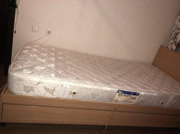 Продаю кровать с матрасом . в Бишкек
