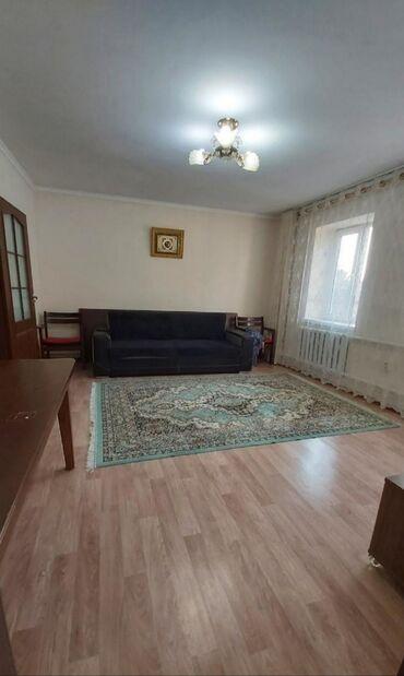 супермаркет фрунзе бишкек в Кыргызстан: Продажа домов 90 кв. м, 3 комнаты, Свежий ремонт