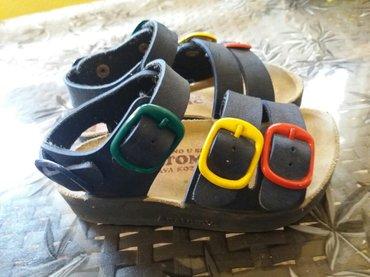 Anatomske sandale broj 23/24 kao nove - Svilajnac