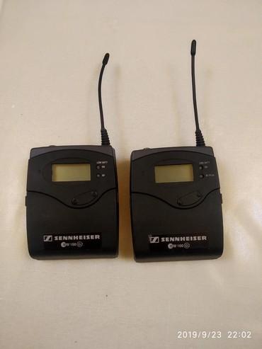 Foto və video aksesuarları - Masallı: Sennheiser EW100G2. Almaniya istehsalı. səs ötürücü. kameralar