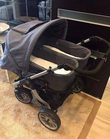 Bakı şəhərində Продаётся коляска для двойни, привозная из Германии (покупали за 2400€