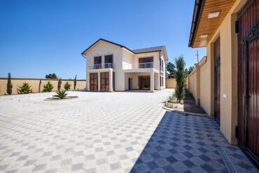 bag evi - Azərbaycan: Satılır Ev 340 kv. m, 5 otaqlı