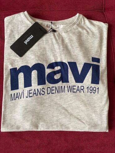 ������������ 2 �������� ������������ в Кыргызстан: 1.Новая футболка Mavi s-m.Из Турции,хлопок мягкая ткань.Подойдет и