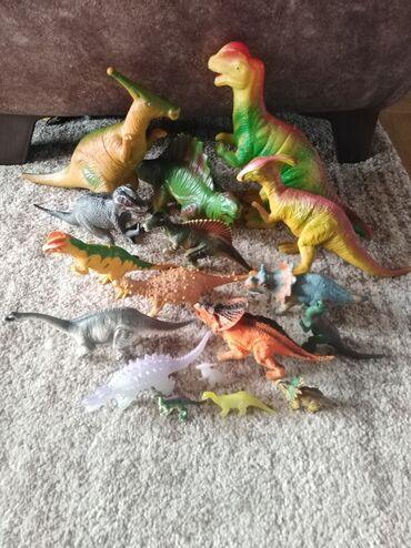 Lutka za butik - Srbija: Dinosaurusi, svi za 2000