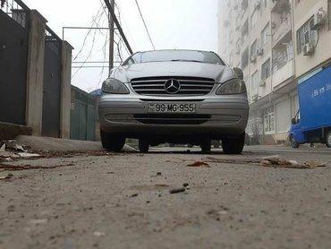 brilliance m2 1 8 at - Azərbaycan: Mercedes-Benz Vito 2.2 l. 2006 | 420000 km