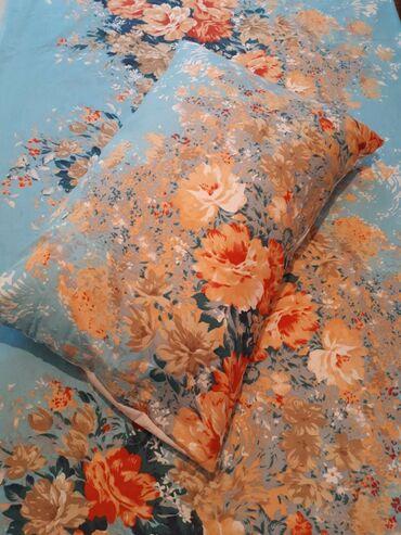 Brus bugatti b - Srbija: Pamučne posteljine za francuski ležaj komplet sadrži 2 jastucnice
