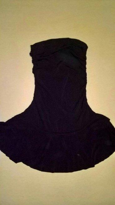 Ženska odeća   Svrljig: Tally Weijl, crna top haljinica.Jake crne boje,veoma lep model koji
