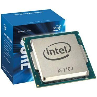 Процессоры в Кыргызстан: Продаю процессор i3-7100 3.9GHz/8GT/s/3MB LGA 1151