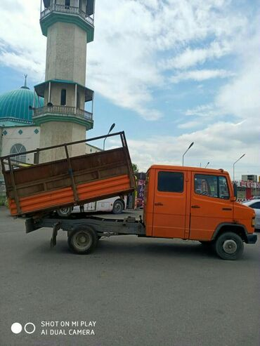Грузовики-до-10-тонн - Кыргызстан: Услуги мерседес гиганта самосвала грузо перевозки по городу и за