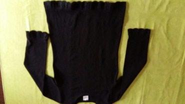 Majica dug - Srbija: Tunika ili majica na dug rukva vel.38/40,polovna i