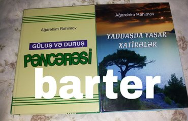 Bakı şəhərində Barter
