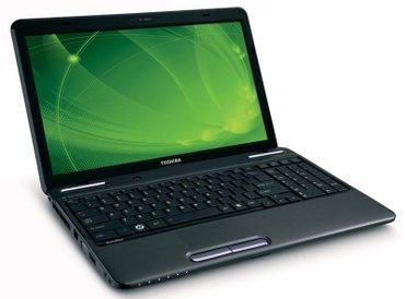 Bakı şəhərində Model Toshiba L655D  Prosessor AMD Dual Core 2.4 GHz  Ram 4 GB