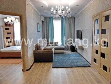 туристические агентства кыргызстана в Кыргызстан: Сдается квартира: 3 комнаты, 80 кв. м, Бишкек