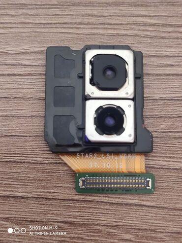 s9 samsung - Azərbaycan: Samsung galaxy S9 plus arxa kameraları