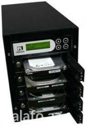 Bakı şəhərində Mәlumatın HDD diskdәn-diskә kopyalanması(zerkal) GHOST apparatında.Зер