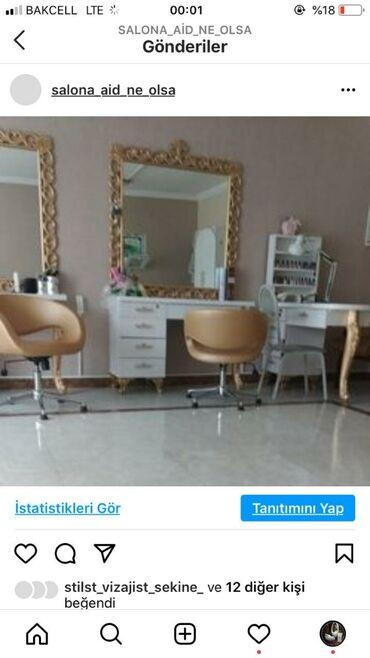 240 elan | İŞ: Lazer salonuna təcrubəli və müştəri bazasi olan saç ustasi-stilist