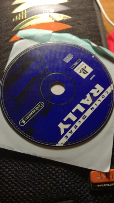 Colin McRae Rally PSX PAL. Disc only. σε Piraeus