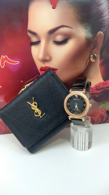 Saat kaşlok dəst satılır 16azn📌metrolara çatrma 2azn📌ünvana 5azn📌və